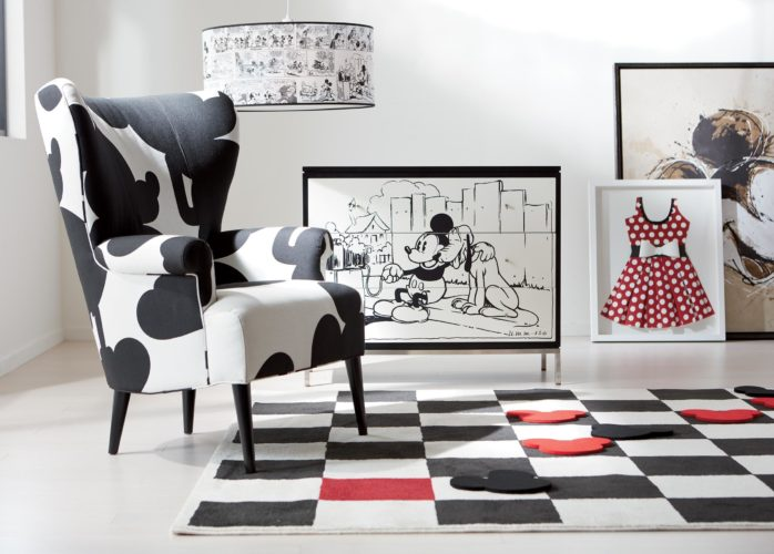 Ethan Allen Is Launching A DisneyThemed Furniture
