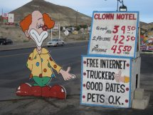 Creepy Clown Motel Named America' Scariest Hotel - Simplemost