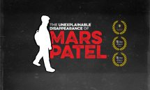 Patel the Cast of Mars Unexplainable Disappearance