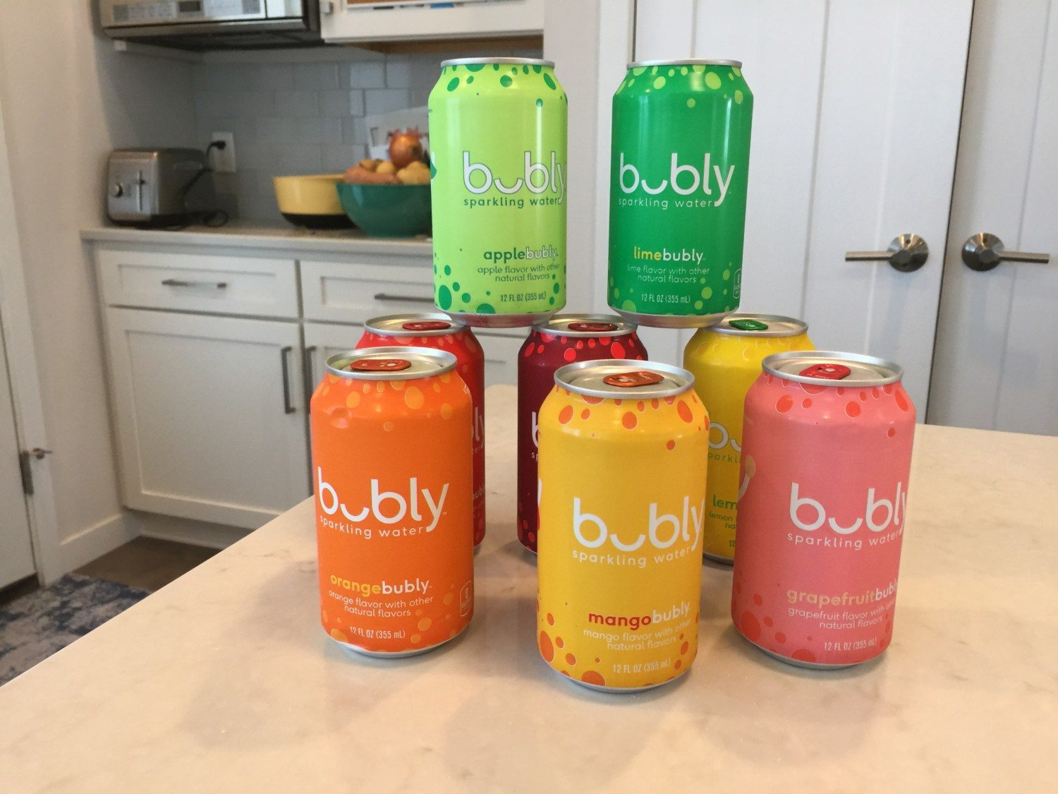 taste test of bubly