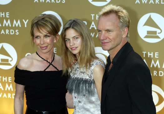 sting children photo