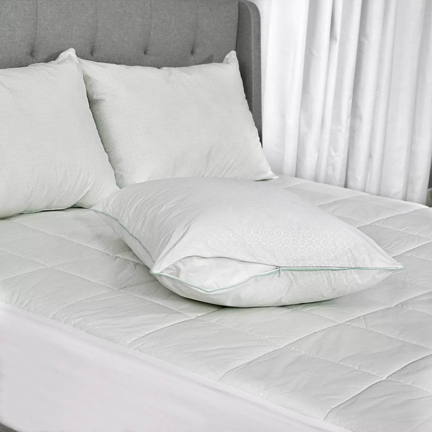 cooling pillow protector is perfect for