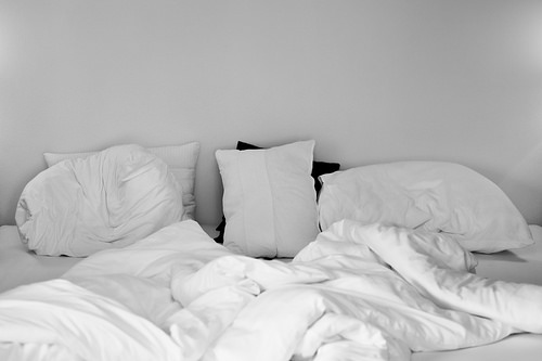 bed photo