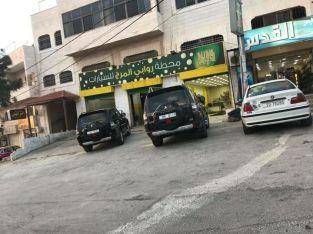 محطة غسيل وخدمة سيارات للبيع لعدم التفرغ