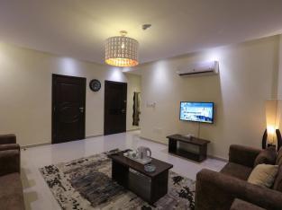 شقة مفروشة للايجار في جبل الحسين