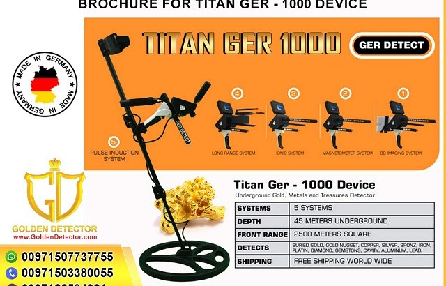 TITAN GE2 5