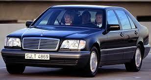 مرسيدس شبح 1994 للبيع