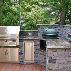 Grill For Outdoor Kitchen Hand Painted Tiles Backsplash Grills Every And Budget Big Green Egg Sign