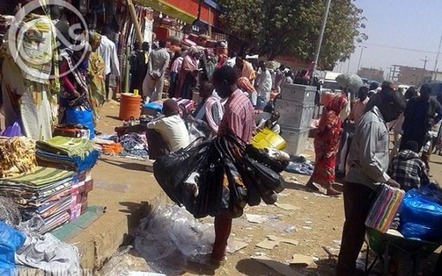 إستبعاد تجار من سوق ليبيا على أسس عنصرية
