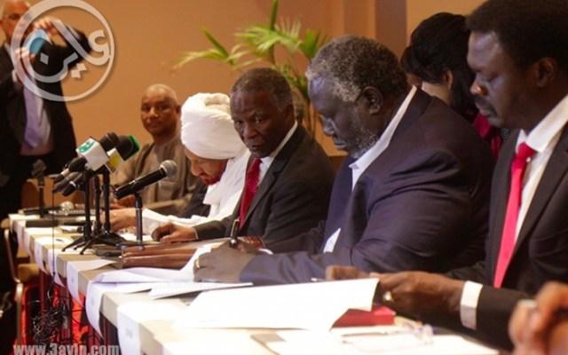 انهيار مفاوضات السلام بين الحكومة والحركات المسلحة