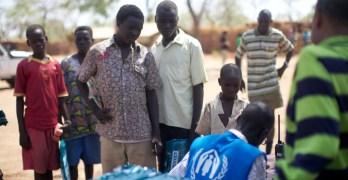 خلاف الممرات الإنسانية وتدهور أوضاع المنطقتين