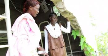 طالبات مدرسة السلام ينضالن بالتعليم