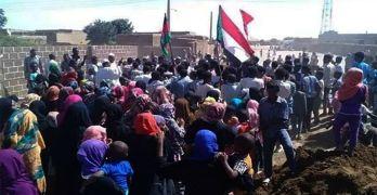 تواصل الاحتجاجات بالسودان و قوى الحرية والتغيير تكتسب ارضية جديدة