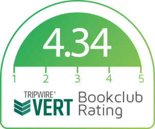 The Crypto Dictionary received a #TripwireBookClub rating of 4.34