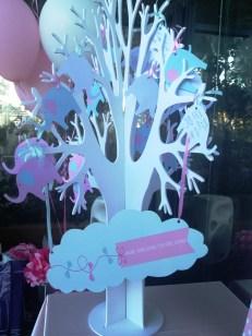 dilek ağacı - strafor