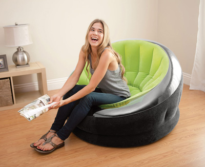 inflatable chairs for adults stressless chair review 2018 top sofas pool lounges pumps patch kits intex empire tested best across all categories bringing the overall rating to a 91 out of 100