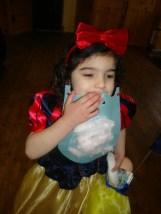 Snow White Party Age 4