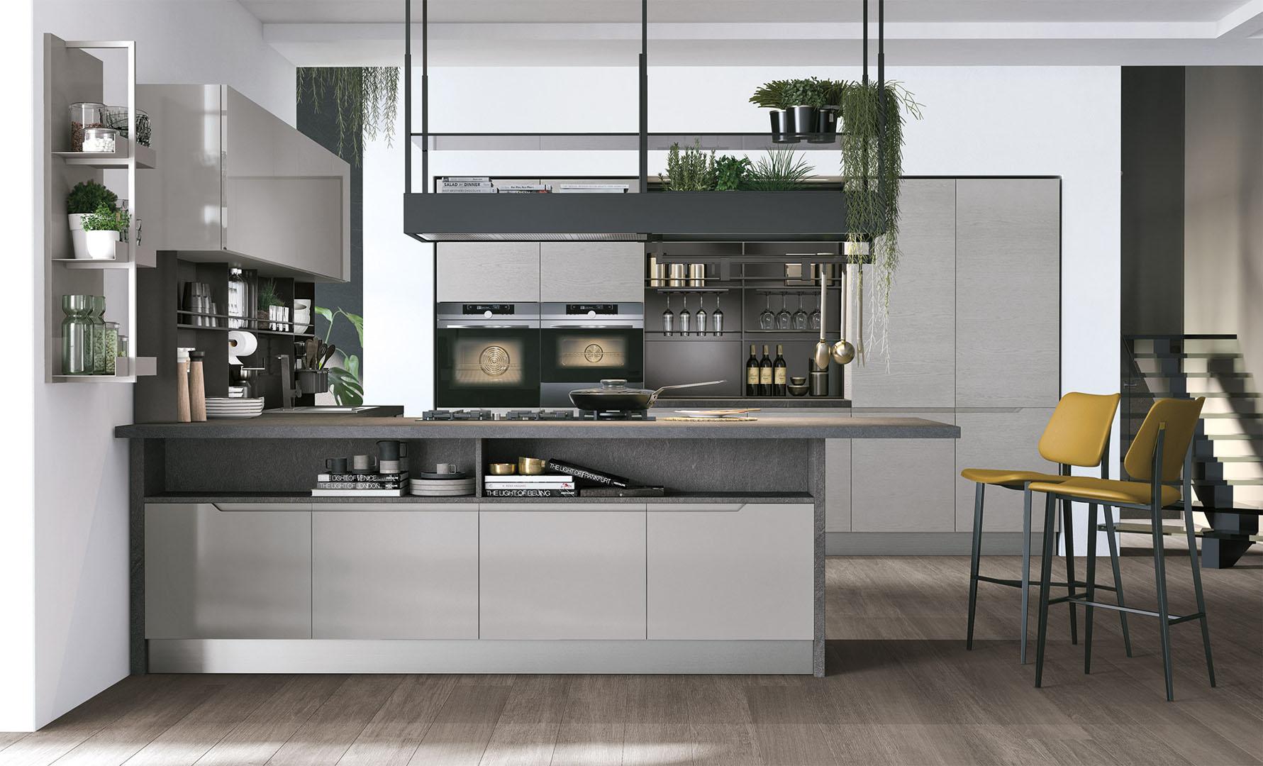Cucine Lube ed unestate sotto laLUNA  3B Home Design