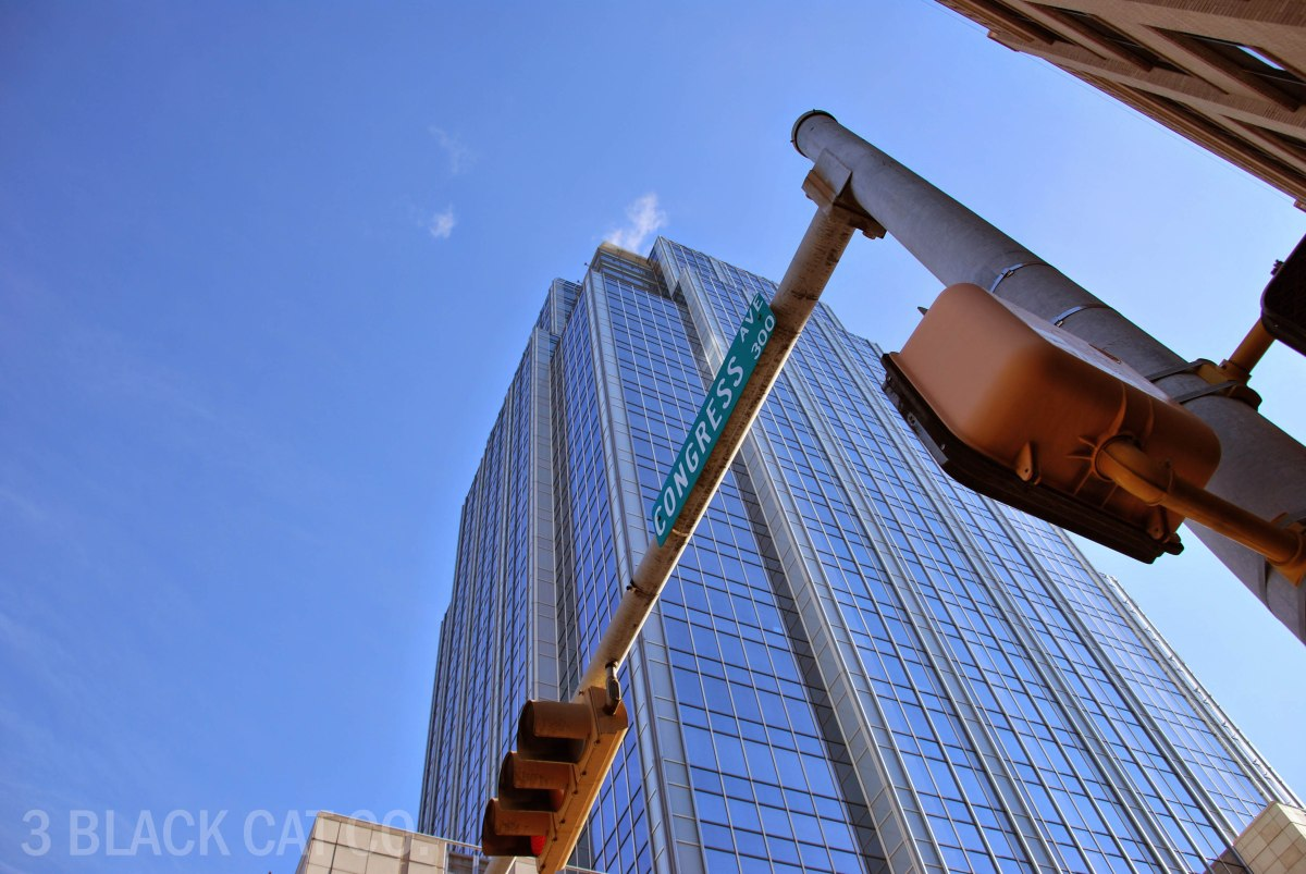 Frost Bank Tower at Congress Avenue