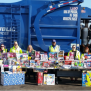 Philadelphia Republic Services Collected Toys For Toys For