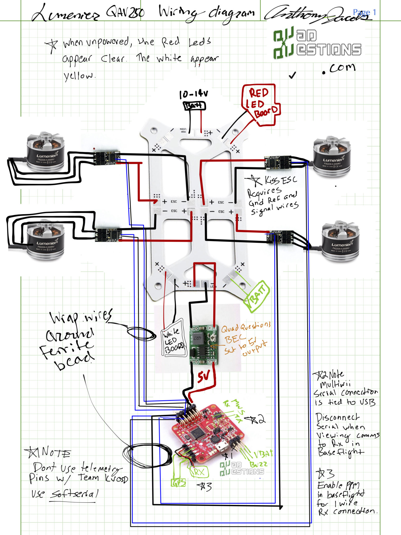 hight resolution of rc18t esc wiring diagram
