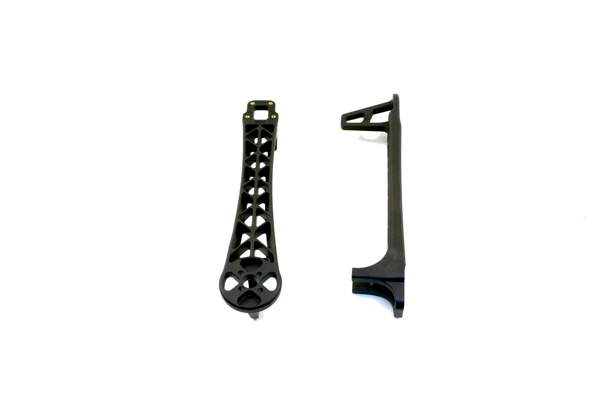 DJI Flamewheel arms for TBS Discovery Quadcopter Black by