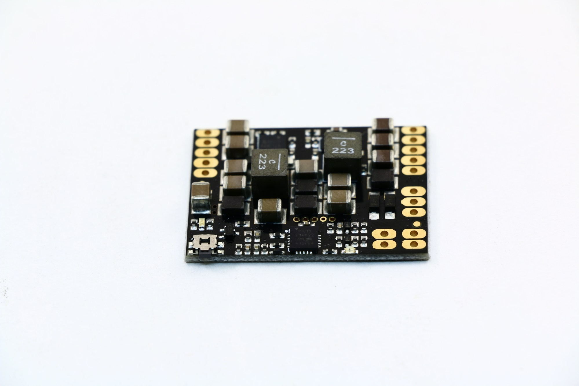 hight resolution of tbs core osd and bec rear view