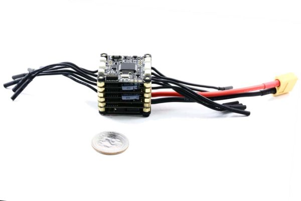 TBS PowerCube V2-F3 Flight Controller and ESC All-In-One