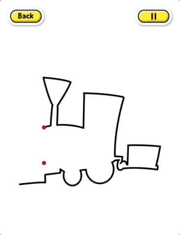 Crayola Trace & Draw iPad 2 App Review