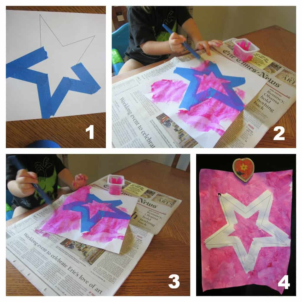 Educational Preschool Activity Shapes And Colors And
