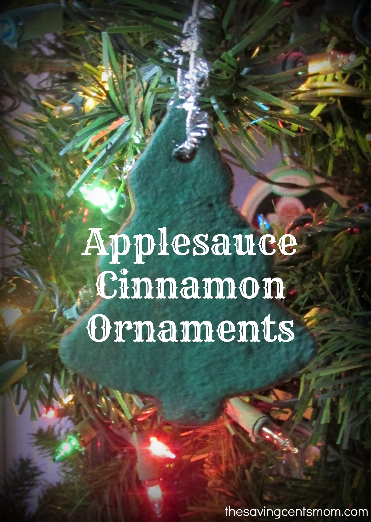 Applesauce Cinnamon Ornaments Olfactory Sensory Activity 3 Boys And A Dog