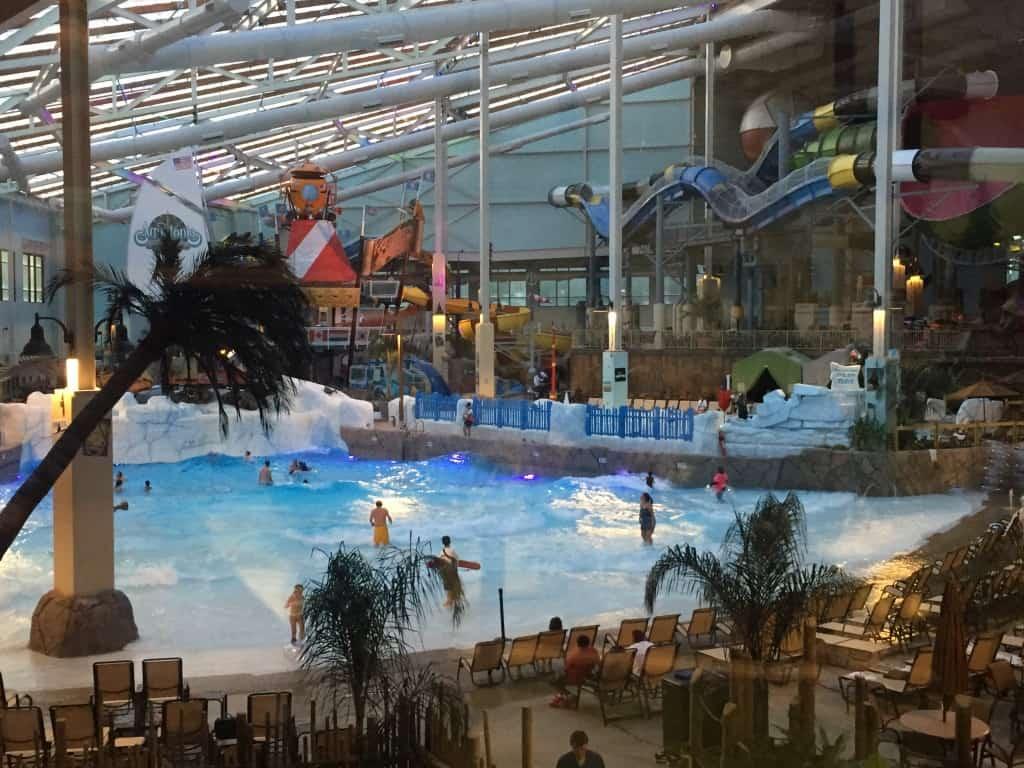 Camelback Lodge Aquatopia Indoor Waterpark Review NYC