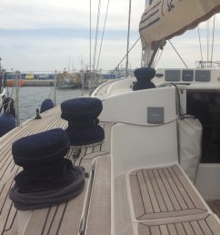 hull number 67 with carbon mast boom also available second aluminum mast and rigging very good condition  [ 1920 x 1440 Pixel ]