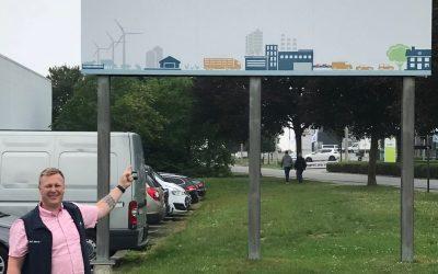 3B Service AS på besøk til Cid-Lines i Belgia