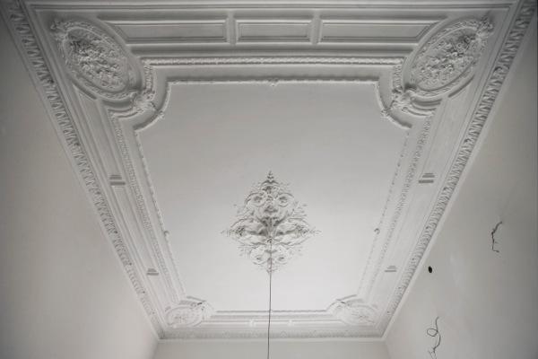 Antique ceilings  Restoration of ornaments 3C  Complete