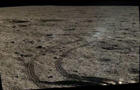 China shares stunning new moon photos with the world