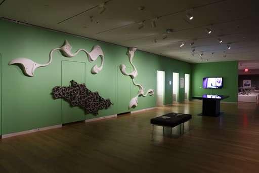 Dutch design lab blends naturalistic and futuristic