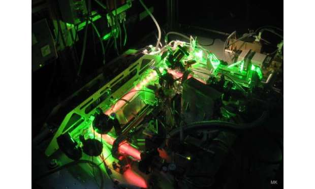 A space playground for the fourth state of matter