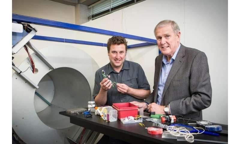 Primo scanner umano con scanner 3D a colori di prossima generazione