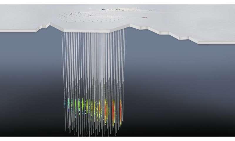Científicos de la Universidad de Leicester involucrados en el descubrimiento de orígenes de 'partículas fantasma' en el espacio
