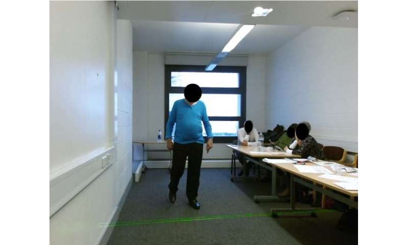 Novel Kinect system helps keep Parkinson's patients moving