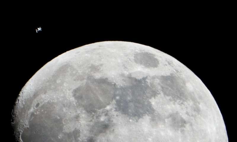 9 wsuresearche - Inacreditável! Lua pode ter abrigado vida