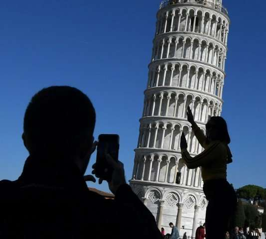Is it me, honey, or is the tower a little straighter?