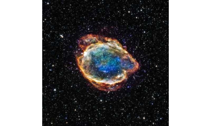 """Los astrónomos encuentran firmas de una estrella """"desordenada"""" que hizo que su compañera fuera una supernova"""