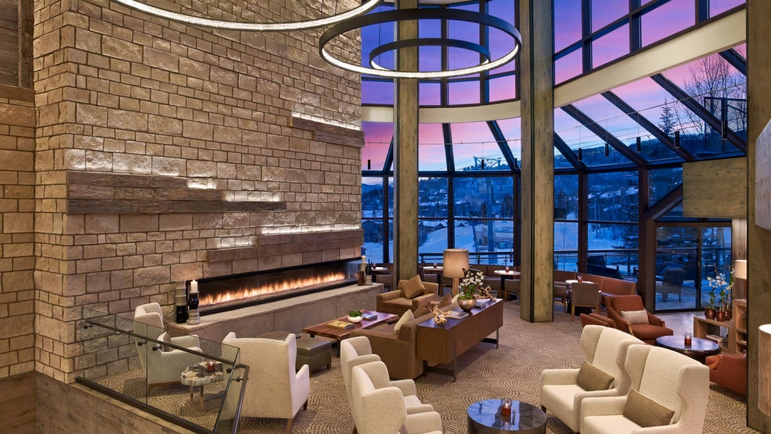 The Westin Snowmass Resort - Lobby