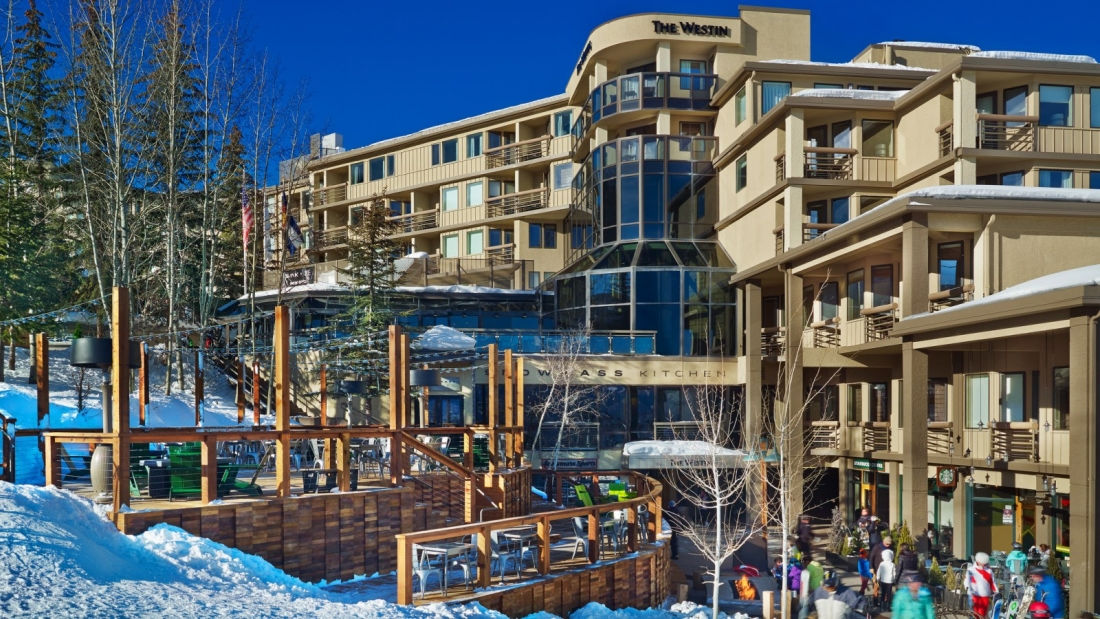 The Westin Snowmass Resort - Terrace