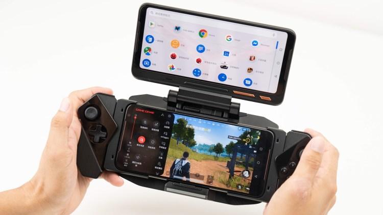 【詳細評測】ASUS ROG Phone 2 電競手機!教你如何達到最佳遊戲體驗|PS4 手把配對、120Hz 更新率、高通S855+、遊戲手機推薦、Kunai 遊戲手把、側邊充電