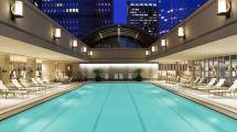 Fitness Center & Pool Sheraton Boston Hotel