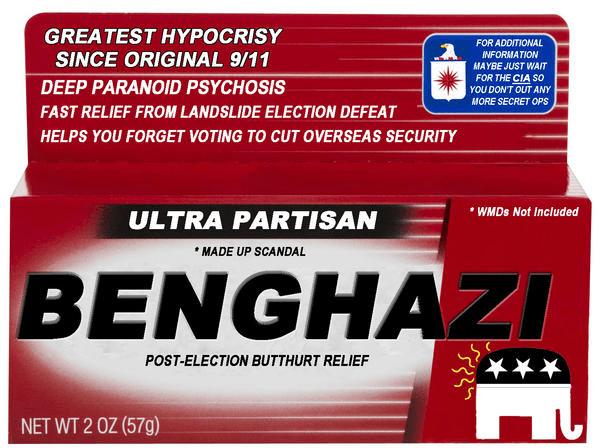 Benghazi post election relief