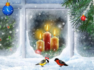 Christmas Candles30